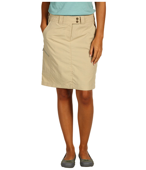 Cheap Exofficio Nomad Skirt 18 Light Khaki