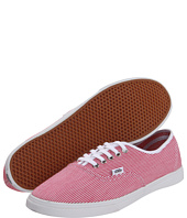 Vans - Authentic Lo Pro