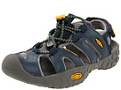 Keen Kids - Kupa (Toddler/Youth) (Midnight Navy/Neutral Gray) - Footwear