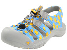 Keen Kids - Sunport (Youth) (Allure/Old Gold Flower Print) - Footwear