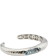 Roberto Coin - Bangle W/ Blue Topaz