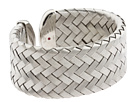 Roberto Coin - Sterling Silver Cuff Bangle (Silver) - Jewelry