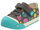 Keen Kids - Coronado Print (Infant/Toddler) (Gargoyle Dots Print) - Footwear