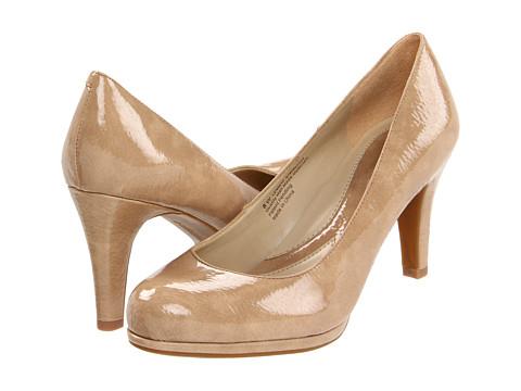 Naturalizer - Lennox (Taupe Shiny) - Footwear