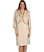 Tahari by ASL Plus - Plus Size Mia Jacket Dress