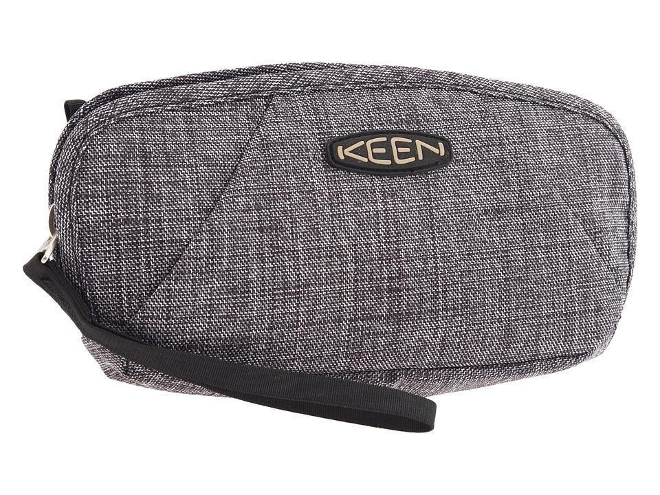 Keen - Hazel Wristlet Wallet (Black) Wallet Handbags