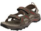 The North Face - Men's Hedgehog Sandal (Shroom Brown/Slickrock Red) - Footwear