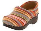 Dansko Kids - Gitte Multi Stripe (Toddler/Youth) (Multi Stripe) - Footwear