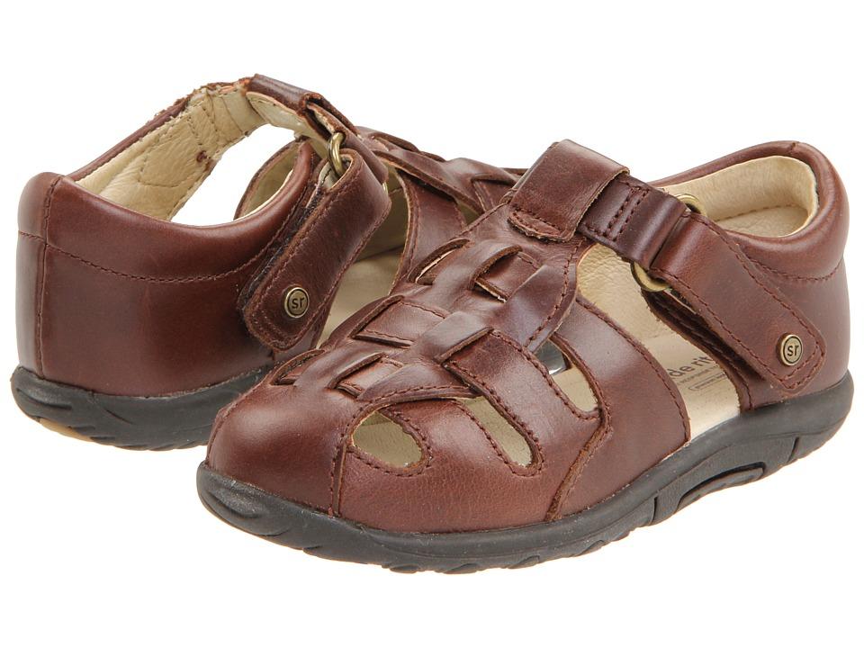 Stride Rite - SRT Harper (Infant/Toddler) (Brown) Boys Shoes