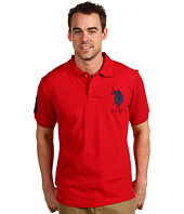 U.S. Polo Assn - Solid Polo with Big Pony