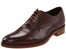 Cole Haan - Air Madison Plain Oxford (Dark Brown) - Footwear