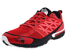 The North Face - Men's Single-Track Hayasa (TNF Red/TNF White) - Footwear
