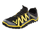 Vivobarefoot - Breatho Trail (Black/Yellow) - Footwear