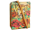 Anuschka Handbags - 412 (Tiger in Love) - Bags and Luggage