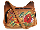 Anuschka Handbags - 481 (Tropical Paradise) - Bags and Luggage