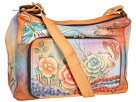 Anuschka Handbags - 479 (Premium Rose Antique) - Bags and Luggage
