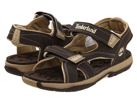 Timberland Kids Mad River 2-Strap Sandal (Big Kid)