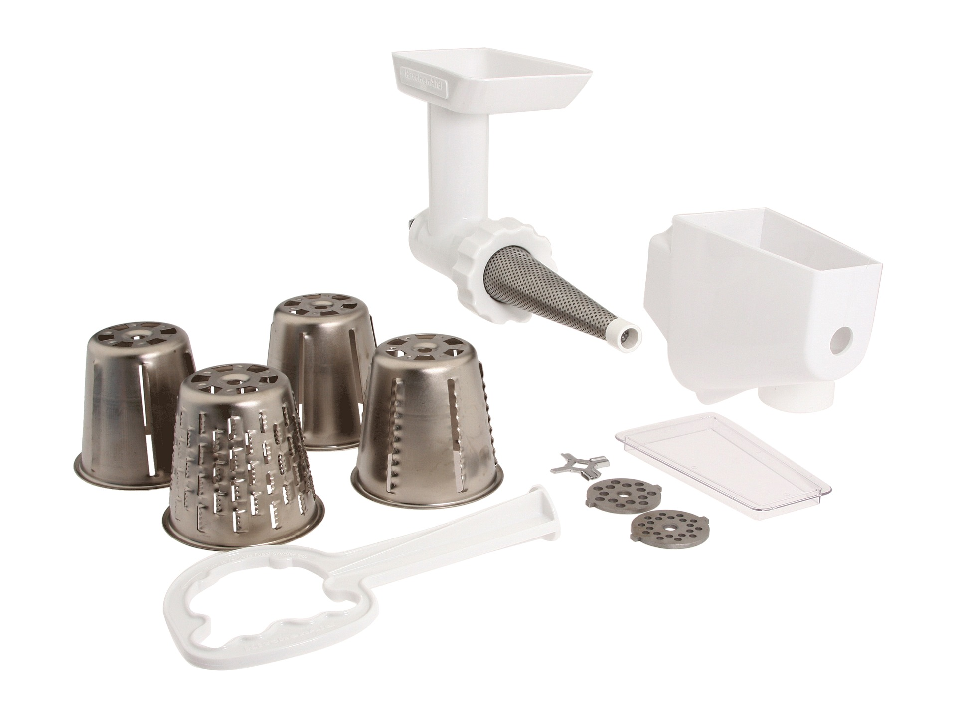 Kitchenaid Mixer Attachment Pack White Shipped Free At Zappos