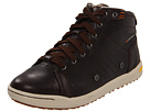 Hi-Tec - Sierra Mid (Dark Chocolate/Stone/Burnt Orange) - Footwear