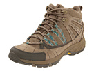 Hi-Tec - Harmony Mid WP (Light Taupe/Ultra Marine) - Footwear