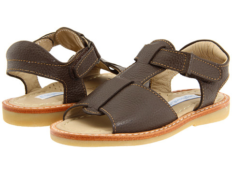 Elephantito Sandal (Toddler) - Chocolate