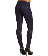 Hudson - Nico Mid Rise Super Skinny in Purple Coated