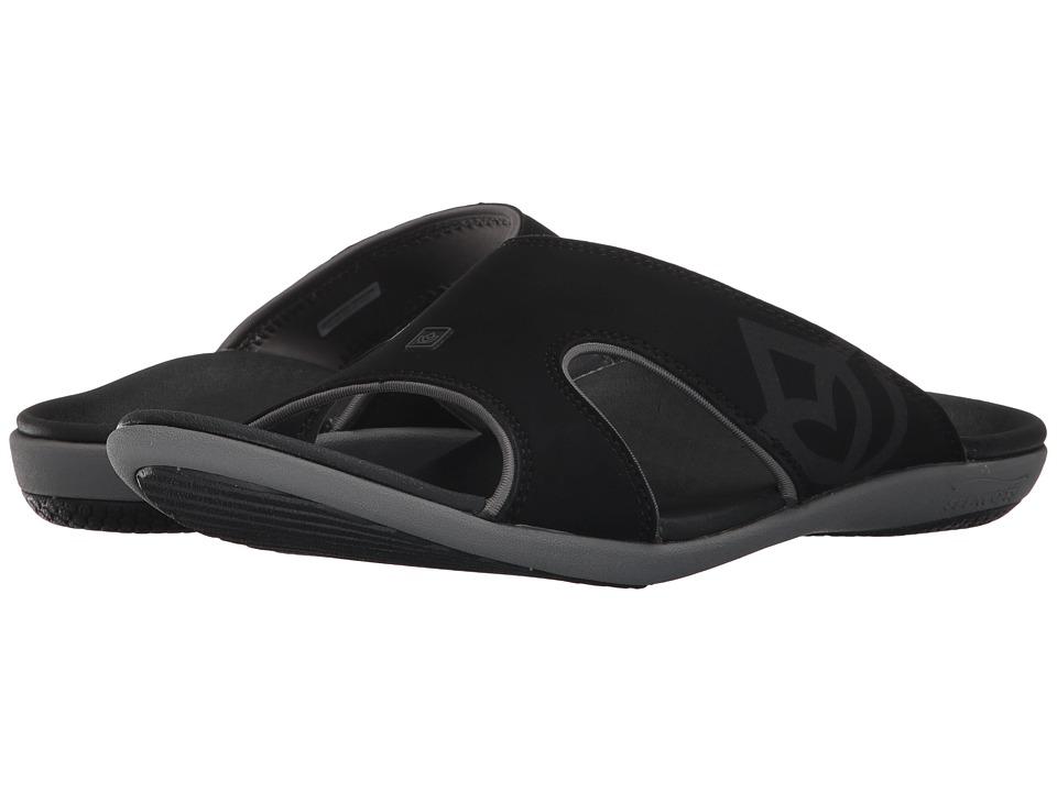 Spenco Kholo Carbon/Pewter Mens Shoes
