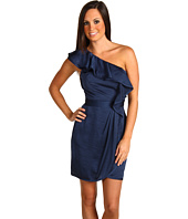 BCBGeneration - Self Ruffle Front Dress