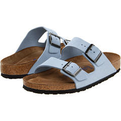 buy Birkenstock - Arizona Soft Footbed - Suede (Women's) (Dream Blue Suede) - Footwear  Online Shoe Shop