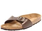 Birkenstock - Madrid Slip-On (Toffee Birko-Flor   ) - Footwear