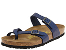Birkenstock - Mayari (Insignia Blue Birko-Flor   ) - Footwear