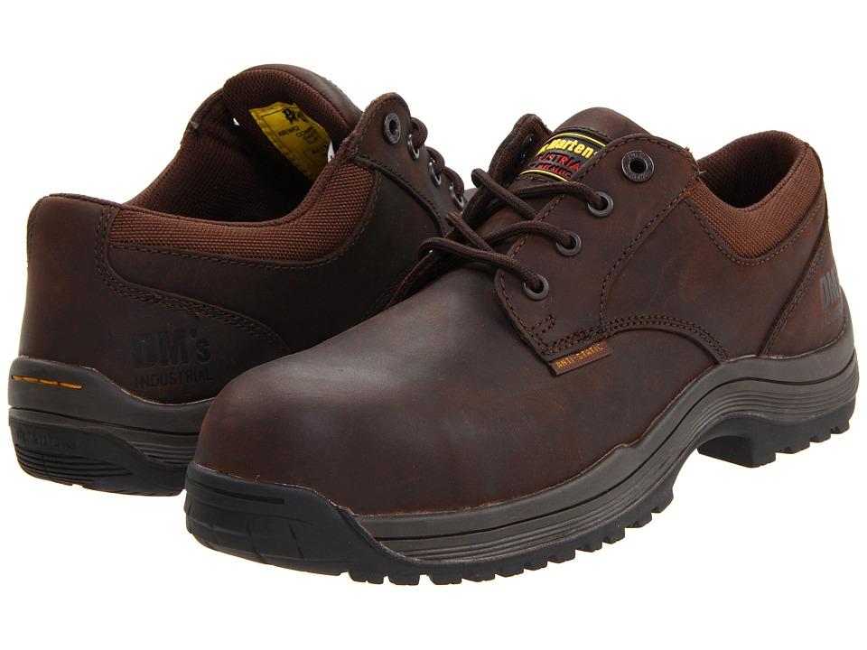 Dr. Martens Work Hawk SD 4 Eye Shoe (Gaucho Volcano) Men