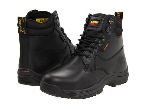 Dr. Martens Work 0010 ST 7 Tie Men's Boot