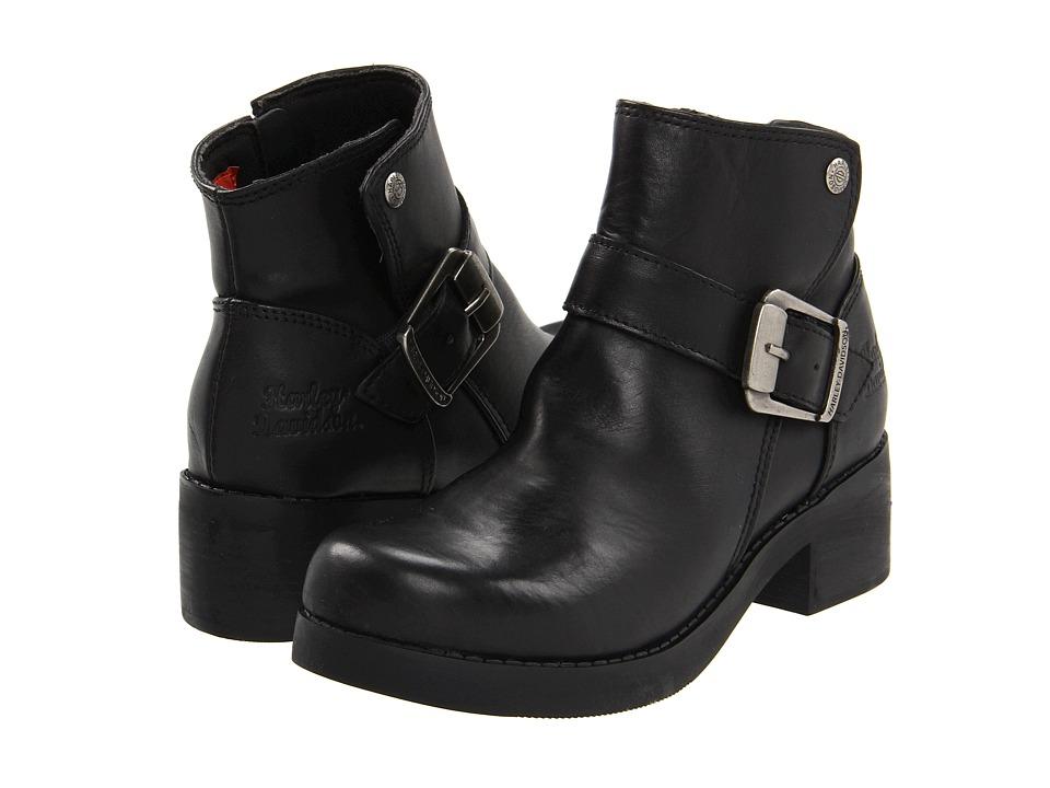 Harley-Davidson - Khari (Black) Womens Boots