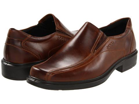 ECCO - Helsinki Slip On (Cocoa Brown) - Footwear