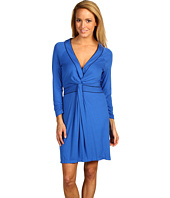 BCBGMAXAZRIA - V-Neck Twist Dress
