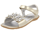 Jumping Jacks Kids - Bouquet (Toddler/Youth) (Soft Gold/Silver) - Footwear