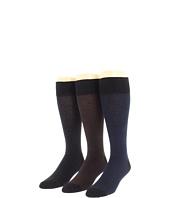 Ecco Socks - Tone on Tone Dress Socks - 9 Pack
