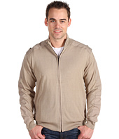 Fitzwell - George Full Zip Mock Jacket