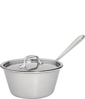 All-Clad - Stainless Steel 2.5 Qt. Windsor Pan With Lid