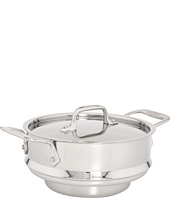 All-Clad - Stainless Steel 3 Qt. Steamer Insert
