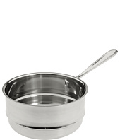 All-Clad - Stainless Steel 3 Qt. Universal Double Boiler Insert