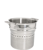All-Clad - Stainless Steel 7 Qt. Pasta Insert