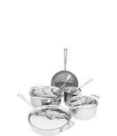 All-Clad - Stainless Steel 9-Piece Cookware Set