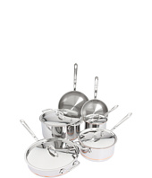 All-Clad - Copper-Core 10 Piece Cookware Set