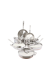 All-Clad - Copper-Core 14 Piece Cookware Set