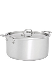 All-Clad - MC2 8 Qt. Stock Pot with Lid