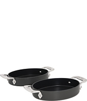 All-Clad - Hard Anodized Non-Stick Oval Bakers – Set of 2