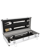 All-Clad - Stainless Steel Barbecue Set In Case