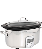All-Clad - Slow Cooker with Black Ceramic Insert